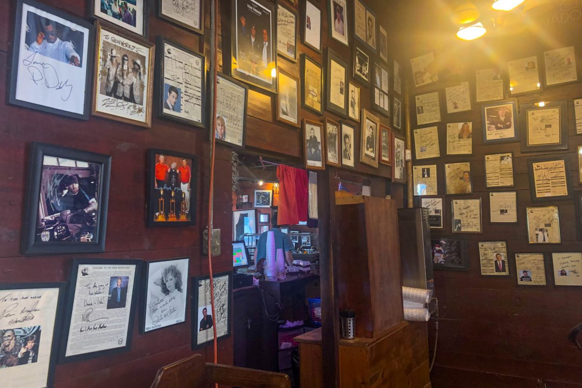 Iron Works BBQ hall of fame